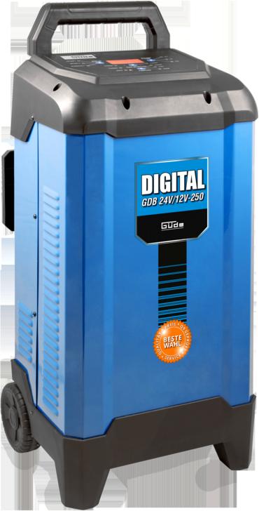 Automatická nabíječka baterií GDB 250 GÜDE