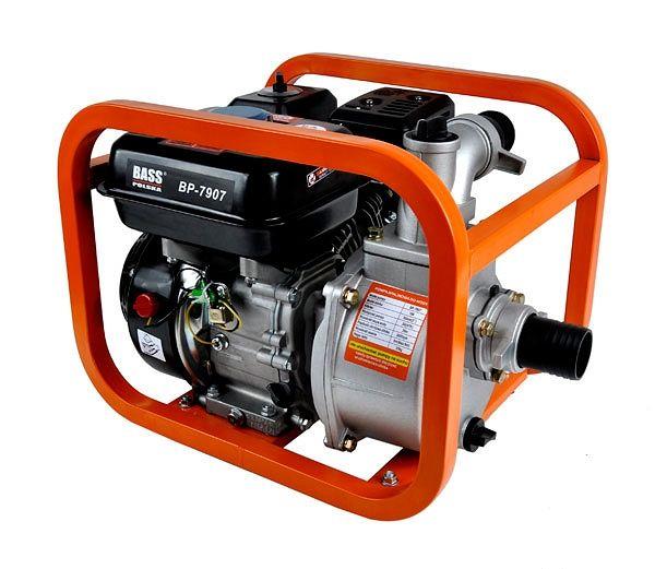 """Benzínové vodní čerpadlo 2"""", 5,5HP, BASS"""