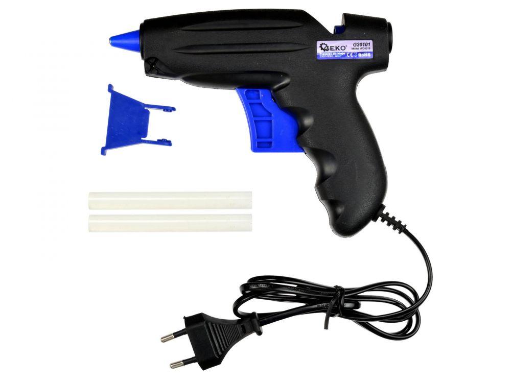 Elektrická lepící pistole 200W, 11,2mm GEKO