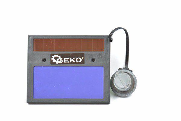 Filtr ochranný, samostmívací, 4 DIN pro svářecí kuklu GEKO