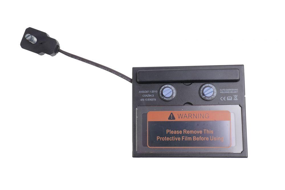 Filtr ochranný, samostmívací, 9-13 DIN pro svářecí kuklu MAR-POL