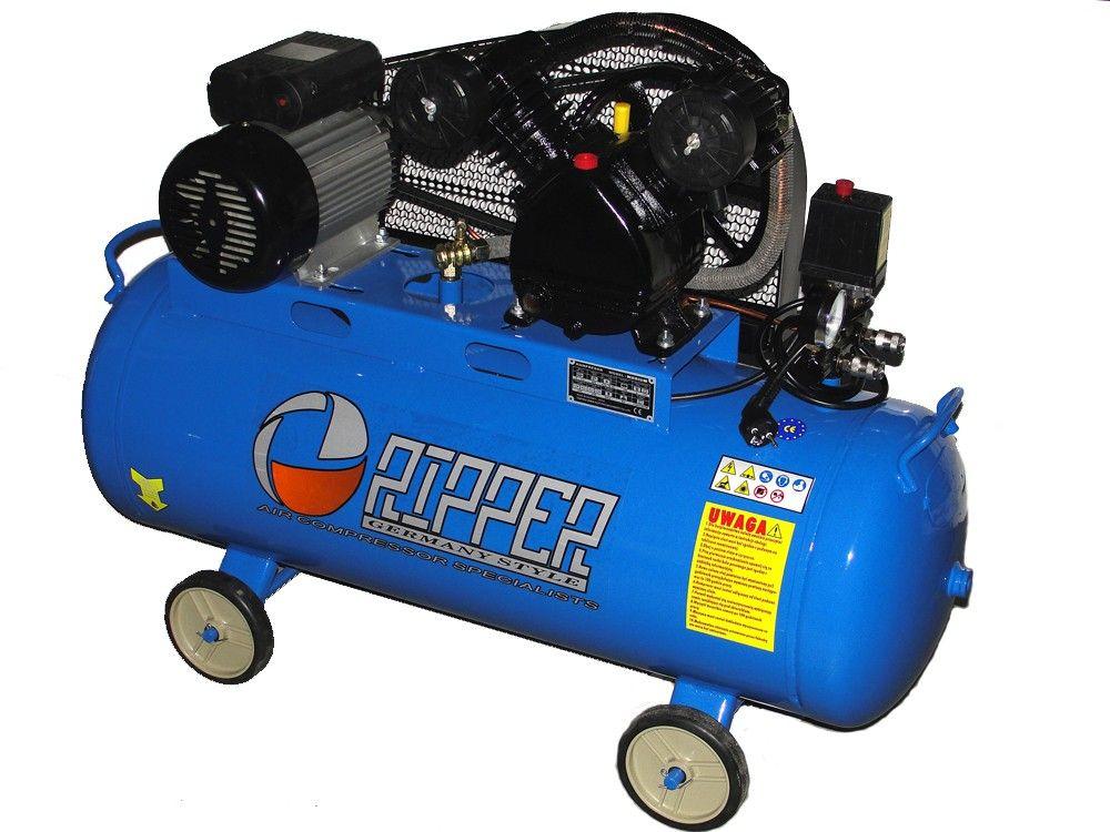 Kompresor olejový dvoupístový 100l 2,2kW 230V RIPPER