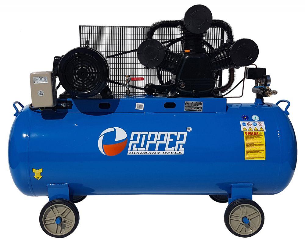 Kompresor olejový 300l 7,5kW 400V RIPPER