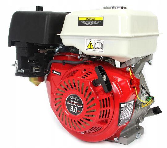 Motor 9HP/25mm k čerpadlu nebo centrále MAR-POL