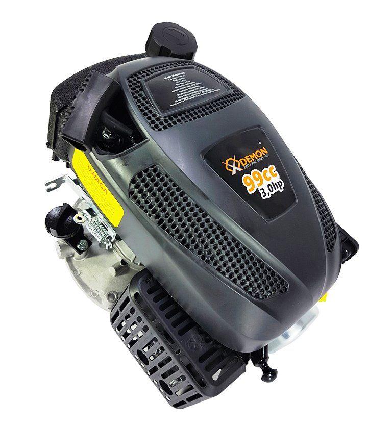 Náhradní benzínový motor 99cm3, 2,2kW, 22,2/60mm DEMON