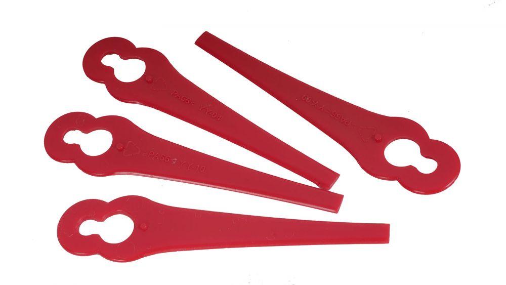 Náhradní nože Worcraft 20ks pro vyžínače, strunové sekačky CGT-S20Li , GE-CT 18 Li a další
