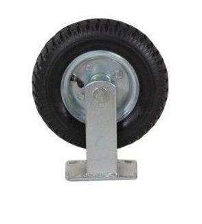 """Náhradní univerzální kolečko pro přepravní vozíky 8"""" pevné KD456 KRAFT&DELE"""