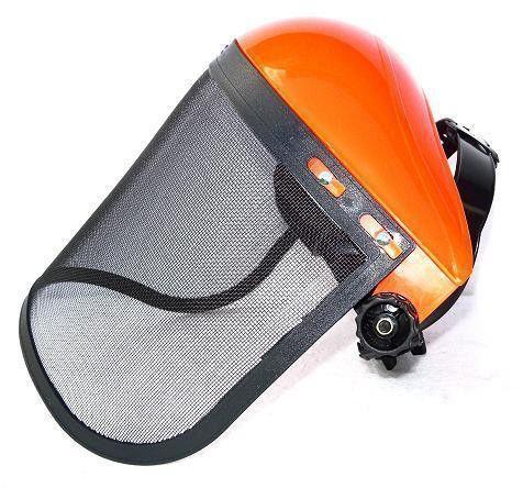 Ochranný štít síťka na křovinořez MAR-POL