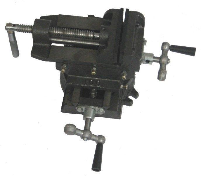 Otočný křížový svěrák s čelistí 100 mm