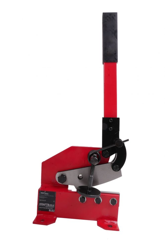 Pákové stolní nůžky 125mm KRAFT&DELE