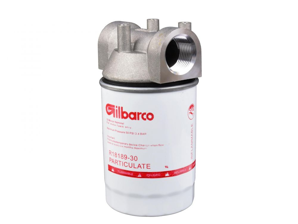 Palivový filtr pro olejová čerpadla, mini CPN GEKO