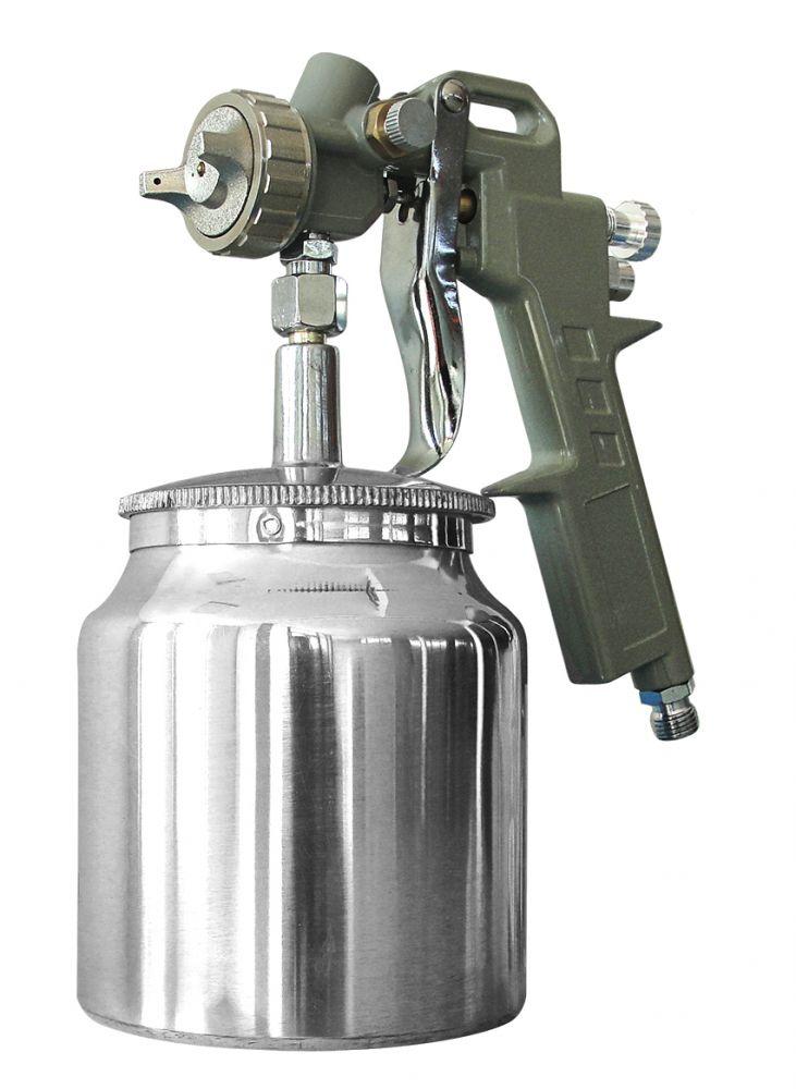 Pistole stříkací se spodní nádobkou 750ml, 3,0-4,5bar, 1,8mm S-990S MAR-POL