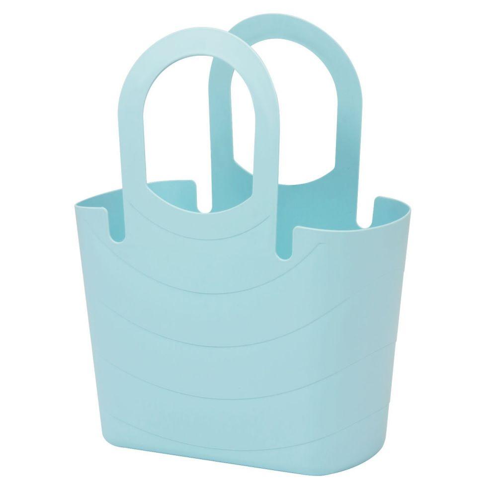 Plastová taška 24L LUCY, světle modrá Nářadí-Sklad 1   0.9