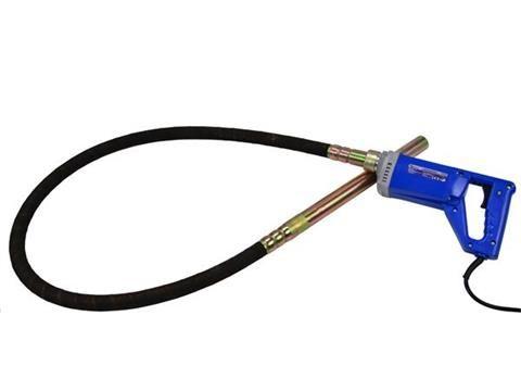 Ponorný vibrátor do betonu 850W, 35mm, 2m GEKO