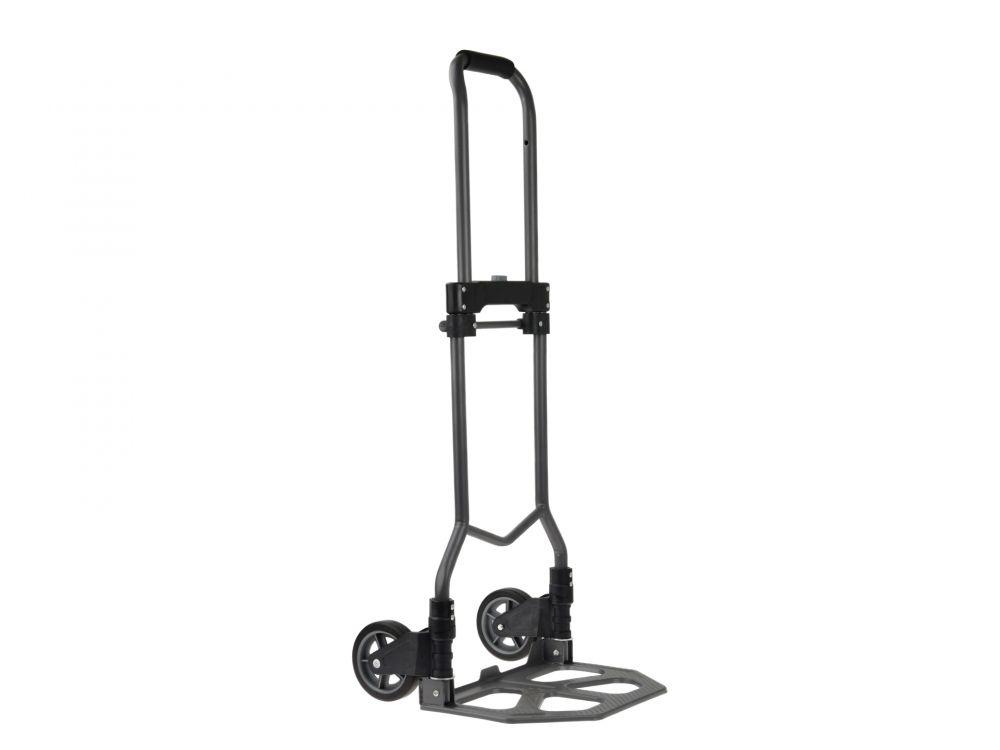 Přepravní vozík skládací, plochý - rudl 80kg GEKO