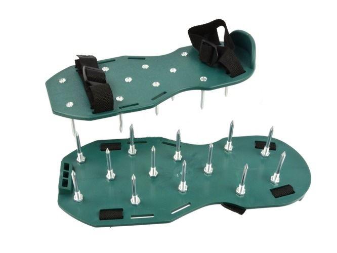 Sandále na provzdušnění trávníku 295mm GEKO