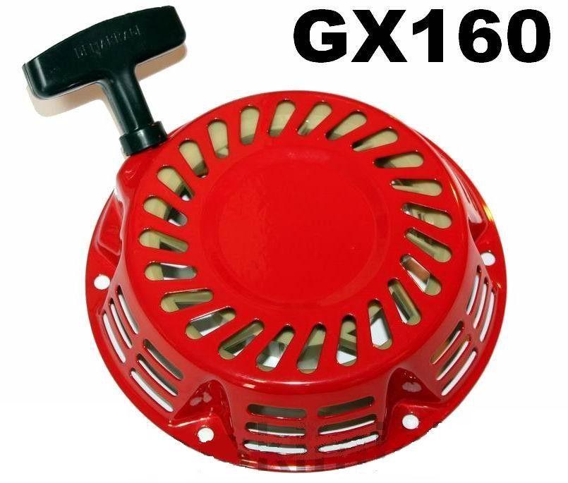 Startér k motoru GX140, GX160, GX200 MAR-POL