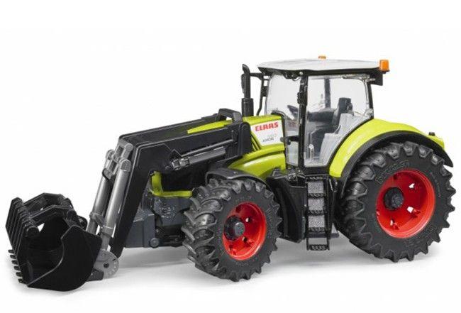 Traktor Claas Axion 950 s čelním nakladačem 03013 BRUDER Nářadí-Sklad 1 | 0