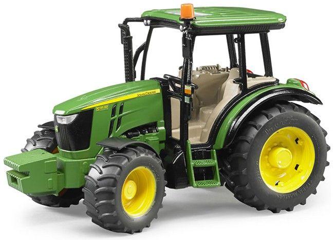Traktor John Deere 5115M 02106 BRUDER Nářadí-Sklad 1 | 0