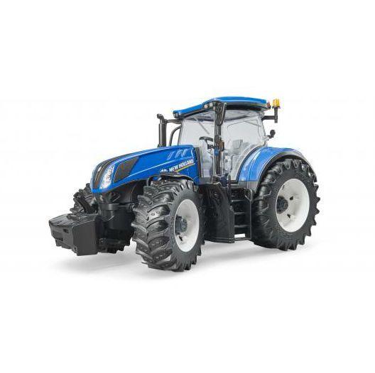 Traktor New Holland T7.315 03120 BRUDER Nářadí-Sklad 1 | 0