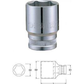 "13301 1/2"" 6-ti hranná nástrčná hlavice 10mm SATA"