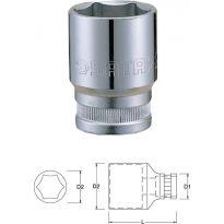 "13310 1/2"" 6-ti hranná nástrčná hlavice 19mm SATA"