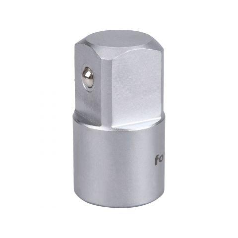 """Adaptér, čtyřhran vnitřní 3/4""""- vnější 1"""", bez otvoru pro trhák, 61CrV5, FORTUM"""