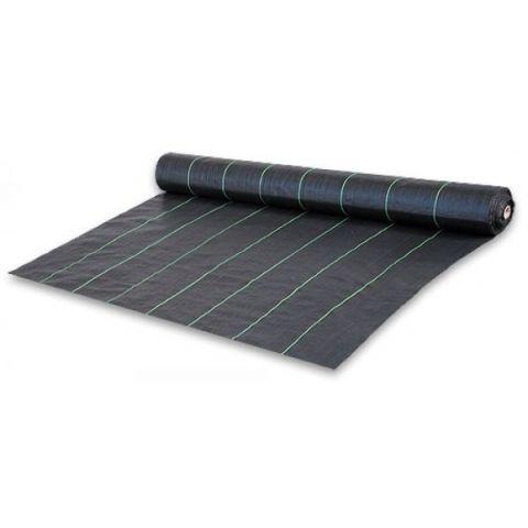 Agrotextílie 94g/m² černá proti plevelu, různé velikosti