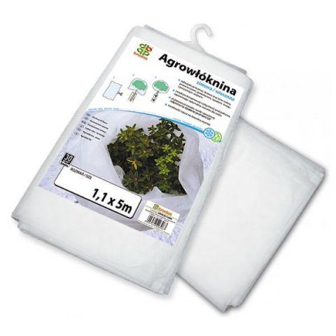 Agrovláknina 30g/m² bílá zimní-jarní, 5x3,2m
