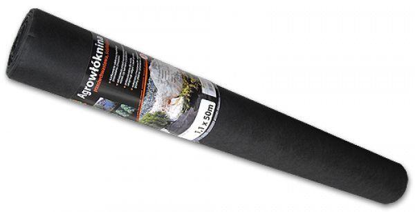 Agrovláknina 50g/m² černá proti plevelu, 100x3,2m Nářadí-Sklad 1   0