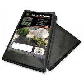 Agrovláknina 50g/m² černá proti plevelu, různé velikosti