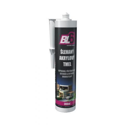 Akrylový tmel BL6 šlehaný bílý - kartuše 310ml