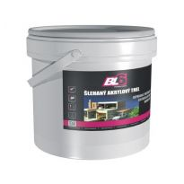 Akrylový tmel BL6 šlehaný bílý - kelímek 500ml