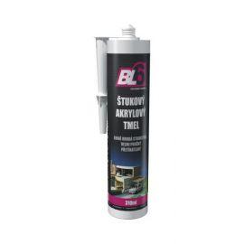 Akrylový tmel BL6 štukový bílý - kartuše 310ml