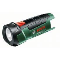 Aku kapesní svítilna PLI 10,8 LI Bosch (bez akumulátoru a nabíječky), 06039A1000
