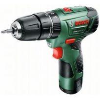 Aku kombinovaný šroubovák EasyImpact 12 Bosch (baterie 2,5 Ah, nabíječka), 060398390D
