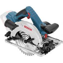 Aku okružní pila Bosch GKS 18V-57 Professional (bez baterie a nabíječky), 06016A2200