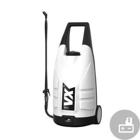 Aku postřikovač průmyslový na kolečkách Marolex VX™ Alka-line, 20l