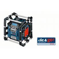 Aku rádio Bosch GML 20 Professional - bez baterie, 0601429700