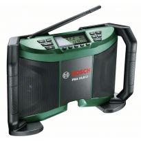 Aku rádio PRA 10,8 LI Bosch (bez akumulátoru a nabíječky), 2x5W, 06039B1000