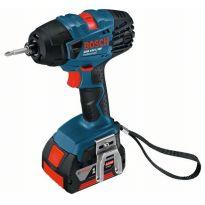 Aku rázový utahovák Bosch GDR 18 V-LI MF Professional, 06019A1004