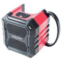 Aku reproduktor Worcraft CBTS-S20Li, 20V, Bluetooth, AUX, 1x USB (bez baterie a nabíječky)