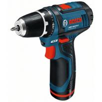 Aku šroubovák Bosch GSR 10,8-2-LI Professional, bez baterie, 0601868101