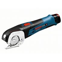 Aku univerzální nůžky Bosch GUS 10,8 V-LI Professional - bez baterie, 06019B2901