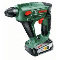Aku vrtací kladivo Uneo Maxx Bosch (baterie 2,5 Ah, nabíječka) + kufr, 0603952324