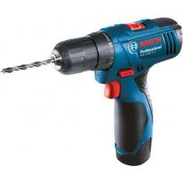 Aku vrtací šroubovák Bosch GSB 1080-2-LI Professional, 06019F3000