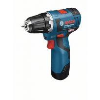 Aku vrtací šroubovák Bosch GSR 10,8 V-EC Professional - bez baterie, 06019D4002