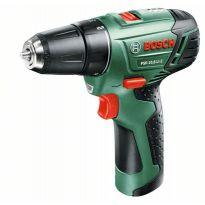 Aku vrtací šroubovák PSR 10,8 LI-2 Bosch (akumulátor, nabíječka), 06039A4020