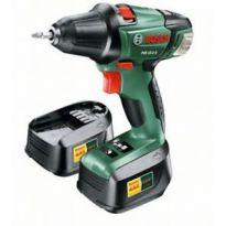Aku vrtací šroubovák PSR 18 LI-2 Bosch (2x baterie, nabíječka), 0603973324