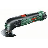 Akumulátorové multifunkční nářadí Bosch PMF 10,8 LI, 2x aku, 0603101926